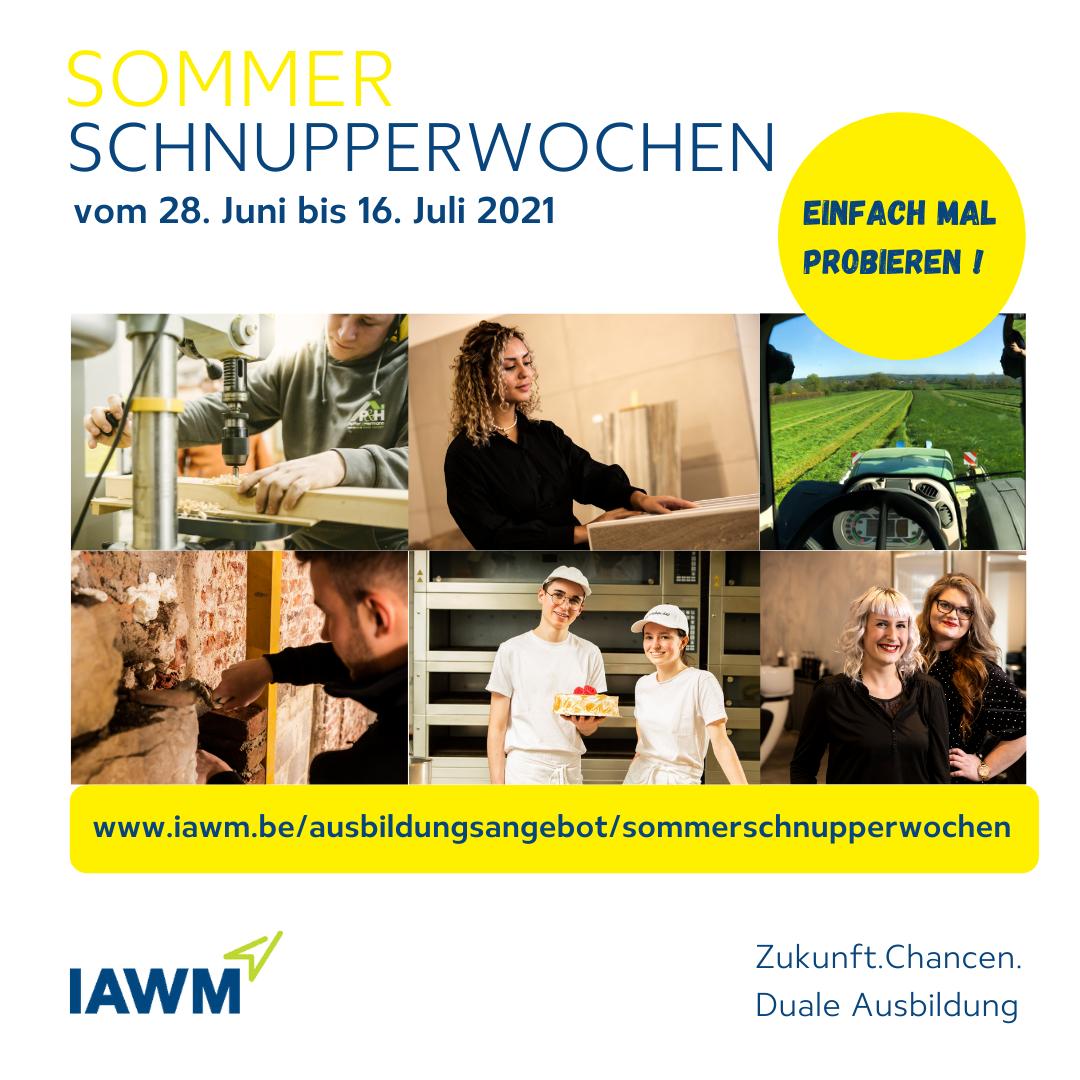 capaul news Sommer-Schnupperwochen 2021 image